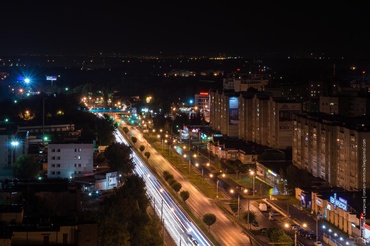 ярославль ночной фото